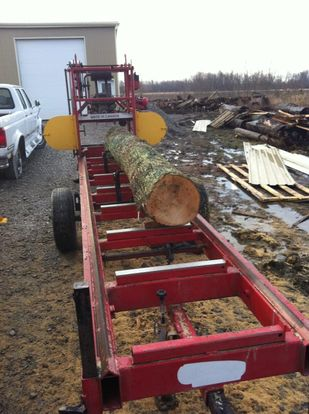 Riverwood Portable Sawmill and Wood Sales